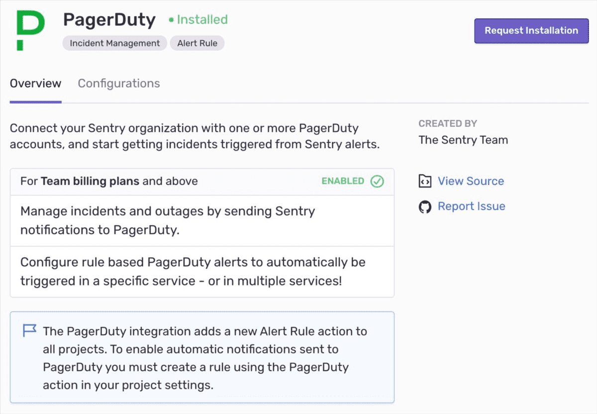 pagerduty overview